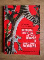 I. Clepper - Bronsita cronica, astmul bronsic si emfizemul pulmonar