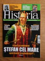 Anticariat: Revista Historia. A fost Stefan cel Mare aparatorul crestinitatii? an X, nr. 108, decembrie 2010