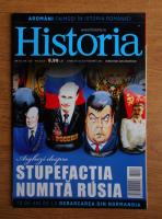 Revista Historia. Arghezi despre stupefactia numita Rusia, anul XIV, nr. 148, mai 2014