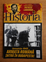 Anticariat: Revista Historia. Armata romana intra in Budapesta, an XV, nr. 156, ianuarie 2015