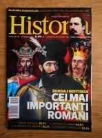 Revista Historia. Cei mai importanti romai, anul XIII, nr. 141, octombrie 2013