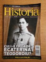 Anticariat: Revista Historia. Cui ii e frica de Ecaterina Teodoroiu? an XIII, nr. 136, mai 2013