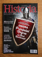 Anticariat: Revista Historia. Enigma Printului Negru al Tarii Romanesti, an XV, nr. 157, februarie 2015