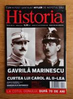 Anticariat: Revista Historia. Gavrila Marinescu, an XIII, nr. 135, aprilie 2013