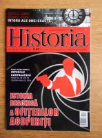 Revista Historia. Istoria deschisa a ofiterilor acoperiti, anul XIV, nr. 154, noiembrie 2014