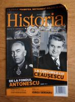 Revista Historia. La conturile lui Ceausecu, de la fondul Antonescu, anul XII, nr. 122, februarie 2012