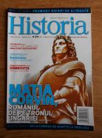 Revista Historia. Matia Corvin, romanul de pe tronul Ungariei, anul XII, nr. 123, martie 2012