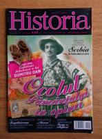 Revista Historia. Ocolul Pamantului, anul XIV, nr. 150, iulie 2014