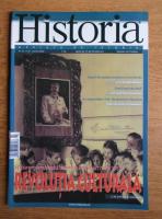 Revista Historia. Revolutia culturala, anul IX, nr. 87, martie 2009