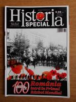 Anticariat: Revista Historia. Romania intra in Primul Razboi Mondial, anul V, nr. 15, iunie 2016