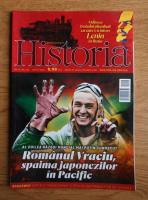 Anticariat: Revista Historia. Romanul Vraciu, spaima japonezilor in Pacific, anul XV, nr. 158, martie 2015