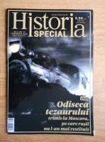Anticariat: Revista Historia Special. Odiseea tezaurului, an V, nr. 17, decembrie 2016