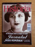 Revista Historia. Un document gasit la cosul de gunoi, anul XIV, nr. 144, ianuarie 2014