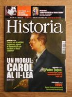 Revista Historia. Un mogul, Carol al II-lea, an XI, nr. 111, martie 2011
