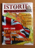 Anticariat: Revista Istorie si civilizatie, anul IV, nr. 31, aprilie 2012