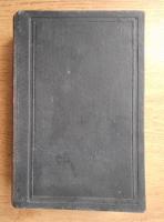 Vasile Conta - Bazele metafizicei. Incercari de metafizica, materialista. Teoria fatalismului. Teoria ondulatiunii, universale (2 volume) (5 volume coligate, circa 1890)