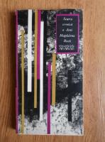 Anticariat: George Sbarcea - Scurta cronica a Anei Magdalena Bach