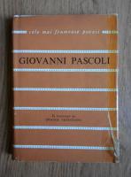 Giovanni Pascoli - Versuri