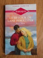 Kerry Allyne - Le retour de Lane Forrester
