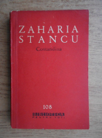 Anticariat: Zaharia Stancu - Costandina