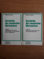 Helmut Ludtke - Geschichte des romanischen Wortschatzes (2 volume)