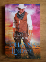 Anticariat: Johanna Lindsey - Tu esti tot ce-mi doresc