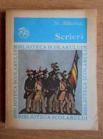 Anticariat: Nicolae Balcescu - Scrieri