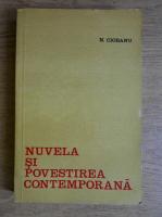 Anticariat: Nicolae Ciobanu - Nuvela si povestirea contemporana