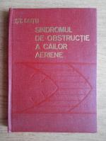 Anticariat: Stefan Dutu - Sindromul de obstrucie a cailor aeriene