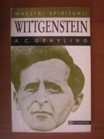A. C. Grayling - Wittgenstein