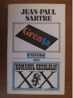 Anticariat: Jean-Paul Sartre - Greata