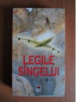 Anticariat: John Trenhaile - Legile sangelui
