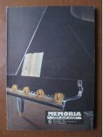 Memoria. Revista gandirii arestate (nr. 6)