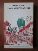 Memoriile principelui Nicolae Sutu