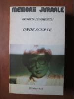Anticariat: Monica Lovinescu - Unde scurte