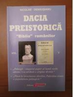 Anticariat: Nicolae Densusianu - Dacia preistorica (volumul 5)