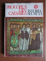 Anticariat: Procopius din Caesarea - Istoria secreta