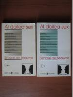 Anticariat: Simone de Beauvoir - Al doilea sex (2 volume)