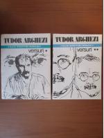Anticariat: Tudor Arghezi - Versuri (2 volume)