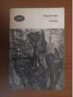 Anticariat: William Faulkner - Ursul (nuvele)