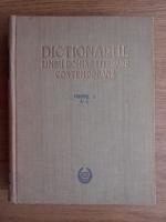 Anticariat: Dictionarul limbii romane literare contemporane. A-C (volumul 1)