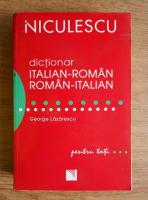 Anticariat: George Lazarescu - Dictionar italian-roman si roman-italian