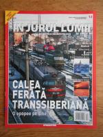 In jurul lumii, Calea ferata transsiberiana, nr. 12, 2010