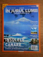In jurul lumii, Insulele Canare, nr. 24, 2010