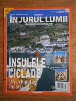 In jurul lumii, Insulele Ciclade, nr. 15, 2010