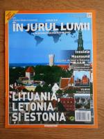 Anticariat: In jurul lumii, Lituania, Letonia si Estonia, nr. 27, 2010