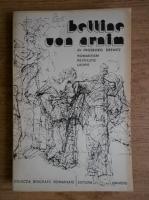 Anticariat: Ingeborg Drewitz - Bettine Von Arnim. Romantism, revolutie, utopie