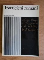 Anticariat: Ion Pascadi - Esteticieni romani