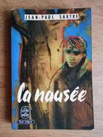 Jean Paul Sartre - La nausee