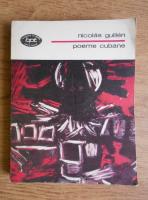 Anticariat: Nicolas Guillen - Poeme cubane